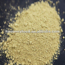 High Quality Yellow Ginger Powder