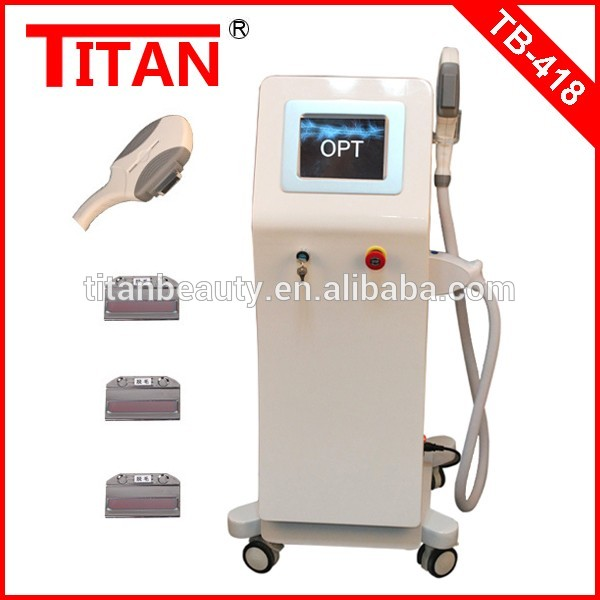 TB-418 Import Cheap Goods From China Radio Frequency Skin Tender OPT Hair Removal / IPL Removal Hair Medical Beauty Equipment
