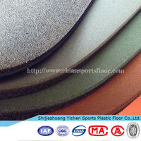 EDPM Rubber Flooring For Gym Playground