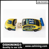 USB-PVC207C promotional custom silicone soft pvc 3d usb cover real usb flash drive