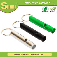 Customised pet products whistle to stop barking dog
