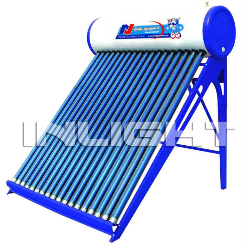 nicht druck batch solar warmwasser heizung. Black Bedroom Furniture Sets. Home Design Ideas