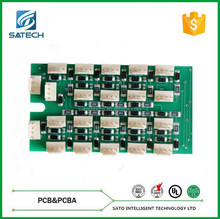 Electronic Multilayer Tablet PCB Design and Assembly Service for Android Tablet
