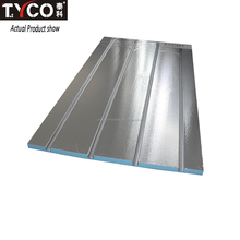 Flooring Underlayment Foam With Aluminum Foil Heating System