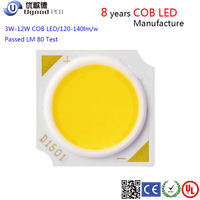 7w low price cob led work light,cob led manufacturer passed LM-80 test report
