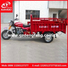 Powerful Four-stroke Hot in Africa Heavy loading Chinese 3 Wheel Motorcycle Cargo Used Kits