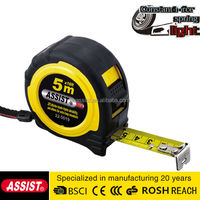 Co-mold diameter tape measure