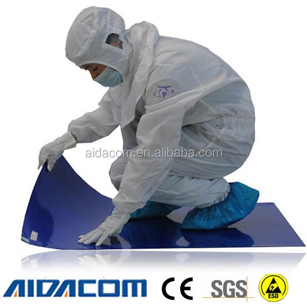 No silicone,DOP,Amide Sticky mat,Cleanroom sticky mat,LDPE Disposable sticky mat