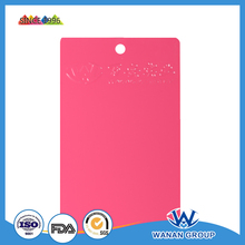 high gloss light pink epoxy resin toy powder coating WA-4918