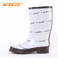 girls rubber rain boot overshoe for women