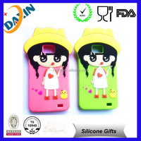 Various non-toxic durable silicone phone case for S5 mini