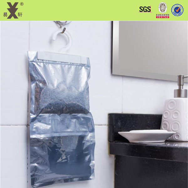 Hanging Wardrobe Dehumidifier Bag Remove Absorb Moisture Damp Trap Stop Mildew Mould