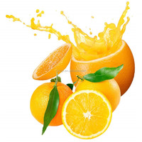 Orange Fruit Juice Concentrate of Cocktail Shakes excipients