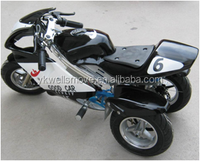 chinese factory hot sell model 3 wheel pocket bike for sale