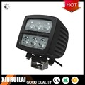 Reverse Polarity protected IP68 6500K auto auto work light 60w with PC cover