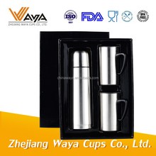 500ml Hot sale stainless steel vacuum flask for gift set