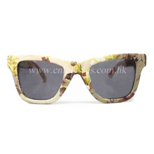 handmade fashion design 2011 most popular women sunglasses wrapped cloth