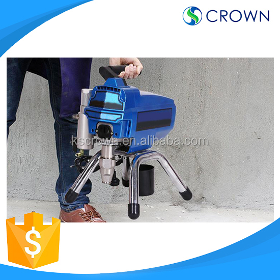 Electric Air powered plunger Pump airless paint sprayer