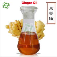 100% high quality ginger oil for Therapeutic Grade and Fend off the cold