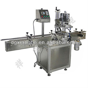 plastic bottle screw capping machine XBGZJ-2500-S