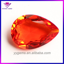 Hot Red Synthetic Glass For Clothes Can Plating Spray