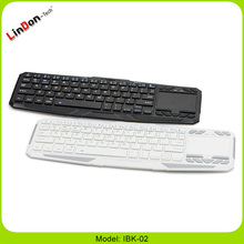 High Quality Bluetooth Wireless Keyboard Remote Control For Smart TV and DVB With Extra Stand