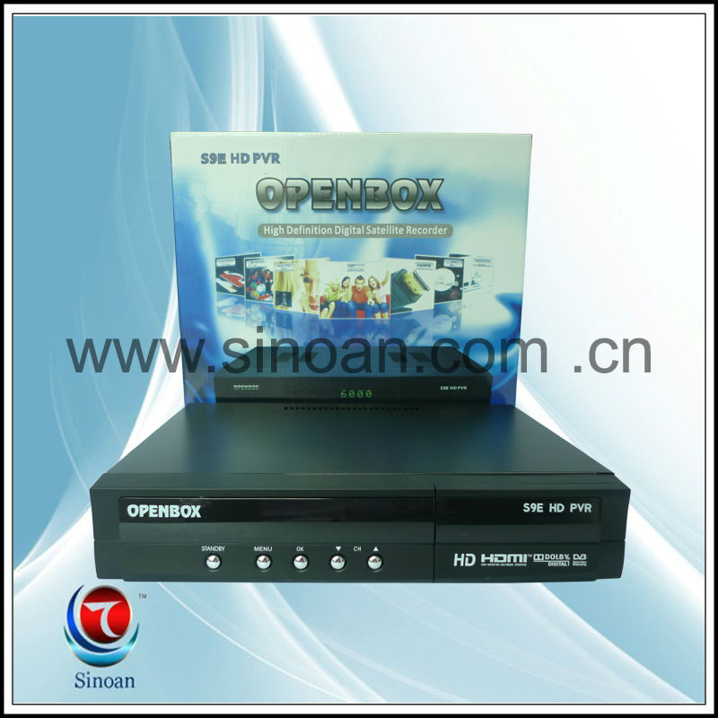 Full HD Openbox S9E Satellite Receiver Openbox X5