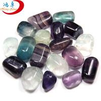 Bulk wholesale various mixed tumbled semi-precious stones