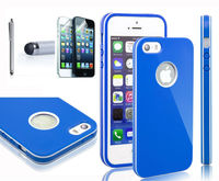 NEW PC Shockproof Dirt Dust Proof Hard Matte Cover Case For iPhone 5 5S