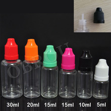 10ml vapor plastic e liquid bottle 10ml TPD e jucie bottle HD bottle