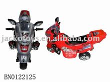 B/O Baby ride on motorcycle/car (red/silver/black/blue)