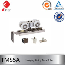 TMS5A heavy duty hanging steel sliding door rollers wheel