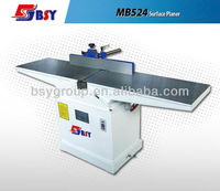 Woodworking surface planer jointer