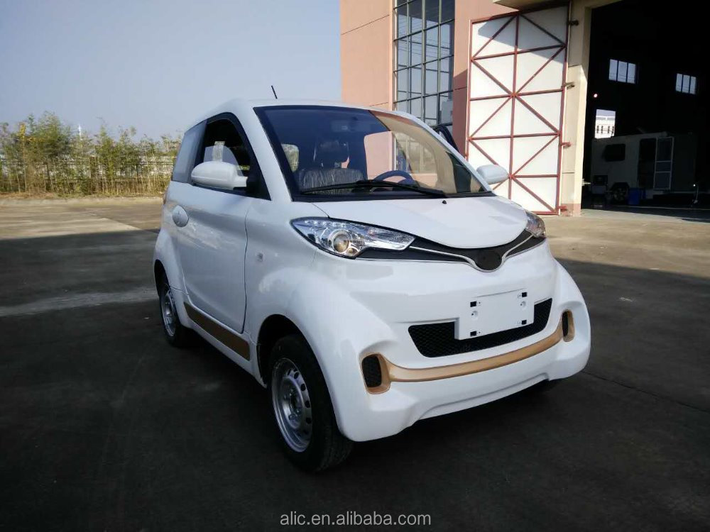 Lithium battery electric coupe,mini car,two person