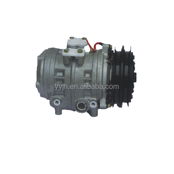 Toyota coaster 2PK ac compressor DENSO 10P30B ,wholesale high performance electirc car compressor,12V toyota air compressor