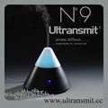 Modern design portable ultrasonic aroma sprayer with timer & mist adjustable for aromatherapy