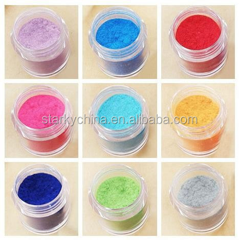 flocking powder for velvet manicure nail polish,nylon flock nail powder