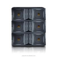 VT4888 pro audio equipment daul 12 inch array speakers