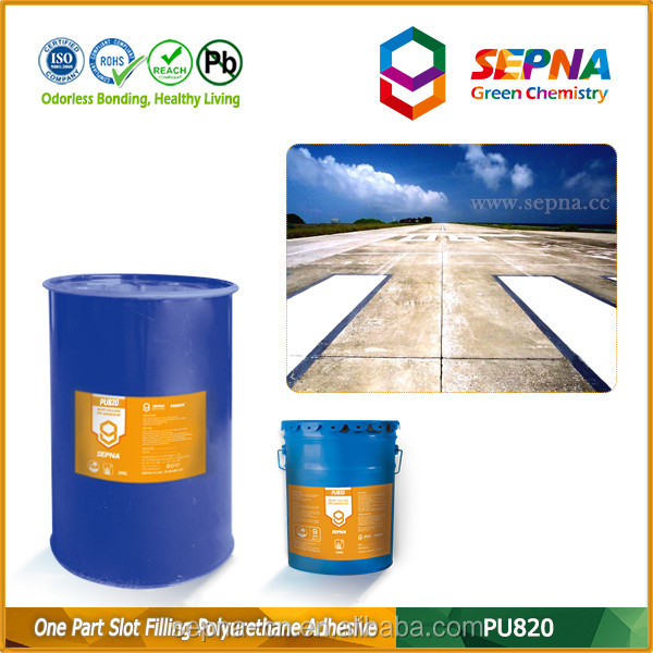 890SL silicone seal Healthy and environmental Concrete pavement construction and repair Polyurethane joint sealant