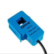 Plastic case split core current transformer