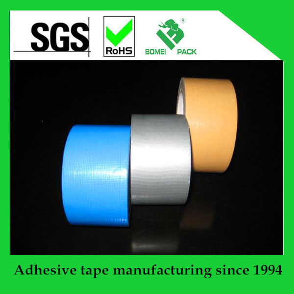 Custom printed colorful duct tape gaffer tape with free sample