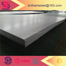 Alibaba China!1.5mm thick stainless steel plat/super duplex stainless steel plate price/square meter price stainless steel plate