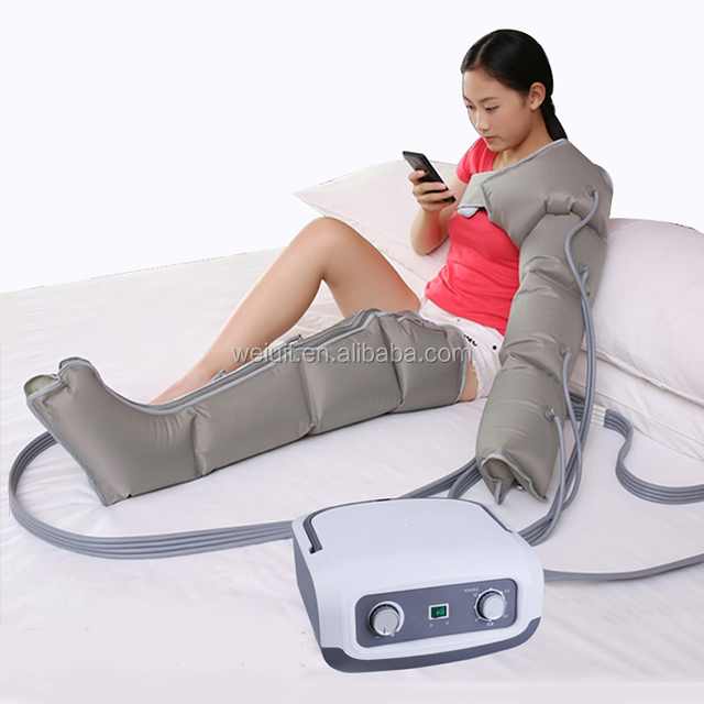 Economically Price CE Aprroved Electric Air Pressure Massage Therapy Machine