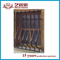 simple modern iron window,french window grill design,wrought iron window grill design for safety