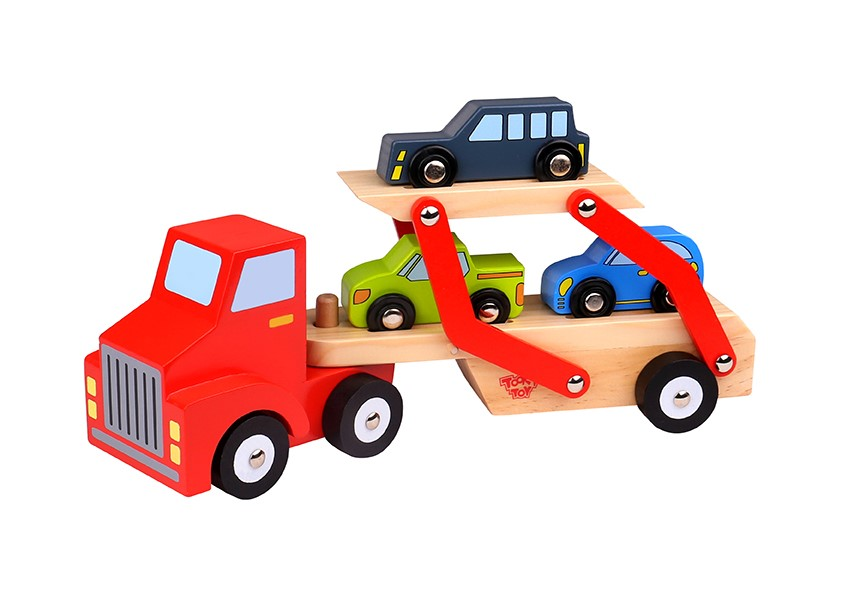 Baby Arts and Craft Car Wooden Toy Vehicles