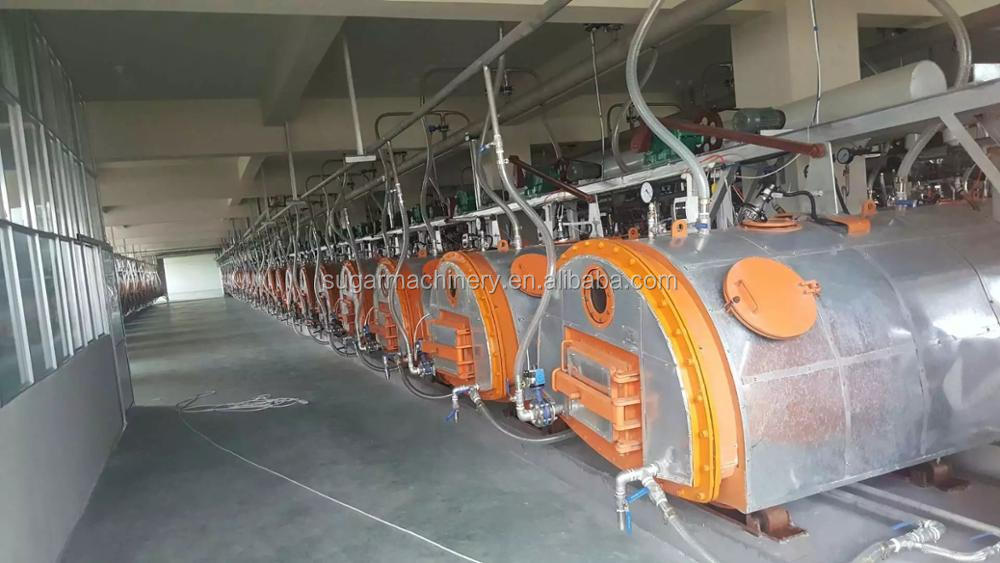 high output rate sugar making machine for mono rock crystal sugar