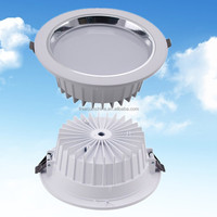 IP65 high diffuser 5w die cast aluminum LED down light shell