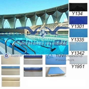 240x115mm non slip swimming pool tiles international - Non slip tiles for swimming pools ...