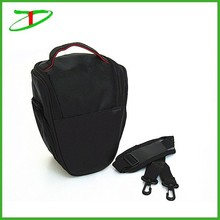 2015 new arrival triangle shoulder bag for Dslr camera, water proof camera bag