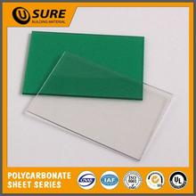 thermal insulation solid polycarbonate sheet/clear plastic window covers